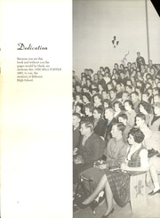 Page 6, 1961 Edition, Hillcrest High School - Hilltopper Yearbook (Simpsonville, SC) online yearbook collection