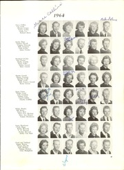 Page 61, 1961 Edition, Hillcrest High School - Hilltopper Yearbook (Simpsonville, SC) online yearbook collection
