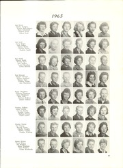 Page 69, 1961 Edition, Hillcrest High School - Hilltopper Yearbook (Simpsonville, SC) online yearbook collection
