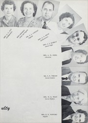 Page 11, 1955 Edition, Berkeley High School - Stag Yearbook (Moncks Corner, SC) online yearbook collection