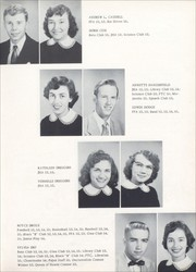 Page 17, 1955 Edition, Berkeley High School - Stag Yearbook (Moncks Corner, SC) online yearbook collection
