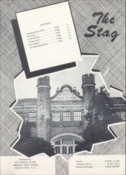Page 5, 1955 Edition, Berkeley High School - Stag Yearbook (Moncks Corner, SC) online yearbook collection