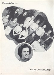 Page 6, 1955 Edition, Berkeley High School - Stag Yearbook (Moncks Corner, SC) online yearbook collection