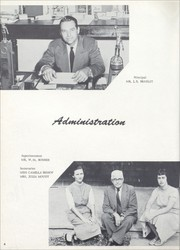 Page 8, 1955 Edition, Berkeley High School - Stag Yearbook (Moncks Corner, SC) online yearbook collection