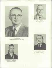 Page 15, 1960 Edition, Brookland Cayce High School - Bearcat Yearbook (Cayce, SC) online yearbook collection