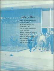 Page 6, 1960 Edition, Brookland Cayce High School - Bearcat Yearbook (Cayce, SC) online yearbook collection