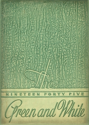 1945 Edition, Easley High School - Green and White Yearbook (Easley, SC)