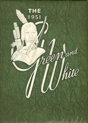 1951 Edition, Easley High School - Green and White Yearbook (Easley, SC)