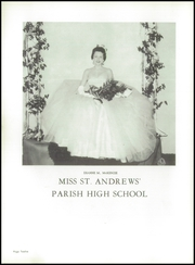 Page 16, 1958 Edition, St Andrews Parish High School - Pelican Yearbook (Charleston, SC) online yearbook collection