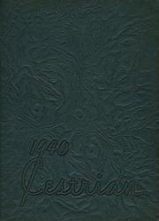 Page 1, 1940 Edition, Chester High School - Cestrian Yearbook (Chester, SC) online yearbook collection