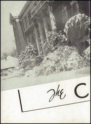 Page 6, 1940 Edition, Chester High School - Cestrian Yearbook (Chester, SC) online yearbook collection