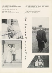 Page 15, 1960 Edition, Carolina High School - Carolinian Yearbook (Greenville, SC) online yearbook collection