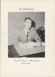 Page 5, 1960 Edition, Carolina High School - Carolinian Yearbook (Greenville, SC) online yearbook collection