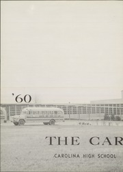 Page 6, 1960 Edition, Carolina High School - Carolinian Yearbook (Greenville, SC) online yearbook collection