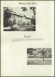 Page 10, 1950 Edition, Manning High School - Mahiscan Yearbook (Manning, SC) online yearbook collection