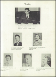 Page 13, 1950 Edition, Manning High School - Mahiscan Yearbook (Manning, SC) online yearbook collection