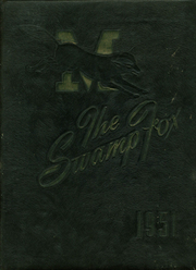 Page 1, 1951 Edition, Marion High School - Swamp Fox Yearbook (Marion, SC) online yearbook collection