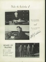 Page 10, 1951 Edition, Marion High School - Swamp Fox Yearbook (Marion, SC) online yearbook collection