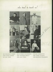 Page 12, 1951 Edition, Marion High School - Swamp Fox Yearbook (Marion, SC) online yearbook collection