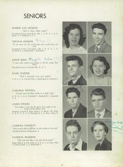 Page 17, 1951 Edition, Marion High School - Swamp Fox Yearbook (Marion, SC) online yearbook collection