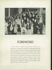 Page 8, 1951 Edition, Marion High School - Swamp Fox Yearbook (Marion, SC) online yearbook collection