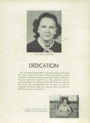 Page 9, 1951 Edition, Marion High School - Swamp Fox Yearbook (Marion, SC) online yearbook collection