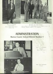 Page 10, 1954 Edition, Marion High School - Swamp Fox Yearbook (Marion, SC) online yearbook collection