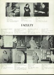 Page 12, 1954 Edition, Marion High School - Swamp Fox Yearbook (Marion, SC) online yearbook collection