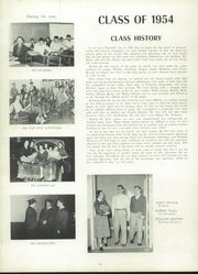 Page 14, 1954 Edition, Marion High School - Swamp Fox Yearbook (Marion, SC) online yearbook collection