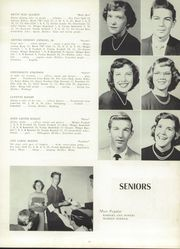 Page 15, 1954 Edition, Marion High School - Swamp Fox Yearbook (Marion, SC) online yearbook collection