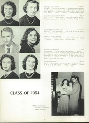 Page 16, 1954 Edition, Marion High School - Swamp Fox Yearbook (Marion, SC) online yearbook collection