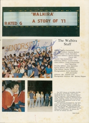 Page 5, 1977 Edition, Walhalla High School - Walhira Yearbook (Walhalla, SC) online yearbook collection