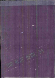 Page 1, 1955 Edition, St Johns High School - Blue Devil Yearbook online yearbook collection