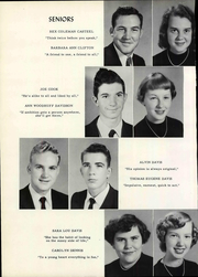 Page 14, 1955 Edition, St Johns High School - Blue Devil Yearbook online yearbook collection