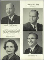 Page 10, 1960 Edition, Flora High School - Falcon Yearbook (Columbia, SC) online yearbook collection