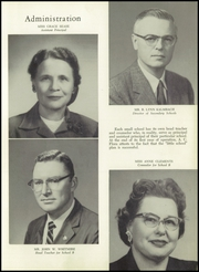 Page 11, 1960 Edition, Flora High School - Falcon Yearbook (Columbia, SC) online yearbook collection