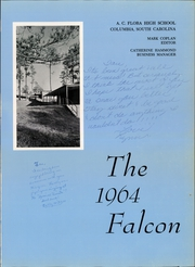 Page 3, 1964 Edition, Flora High School - Falcon Yearbook (Columbia, SC) online yearbook collection