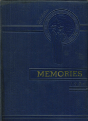 1954 Edition, Loris High School - Memories Yearbook (Loris, SC)