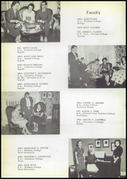 Page 12, 1956 Edition, Loris High School - Memories Yearbook (Loris, SC) online yearbook collection