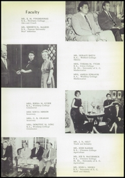 Page 13, 1956 Edition, Loris High School - Memories Yearbook (Loris, SC) online yearbook collection