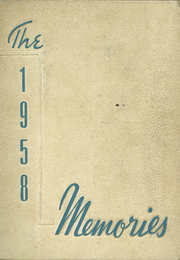 1958 Edition, Loris High School - Memories Yearbook (Loris, SC)