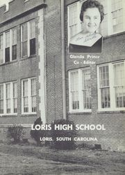Page 7, 1958 Edition, Loris High School - Memories Yearbook (Loris, SC) online yearbook collection