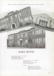 Page 9, 1958 Edition, Loris High School - Memories Yearbook (Loris, SC) online yearbook collection