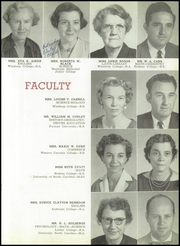 Page 11, 1956 Edition, Liberty High School - Devilier Yearbook (Liberty, SC) online yearbook collection