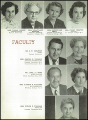 Page 12, 1956 Edition, Liberty High School - Devilier Yearbook (Liberty, SC) online yearbook collection