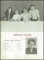 Page 14, 1956 Edition, Liberty High School - Devilier Yearbook (Liberty, SC) online yearbook collection