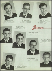 Page 16, 1956 Edition, Liberty High School - Devilier Yearbook (Liberty, SC) online yearbook collection