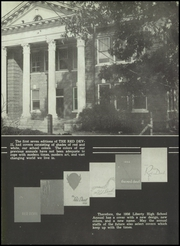 Page 7, 1956 Edition, Liberty High School - Devilier Yearbook (Liberty, SC) online yearbook collection