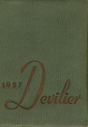 Page 1, 1957 Edition, Liberty High School - Devilier Yearbook (Liberty, SC) online yearbook collection