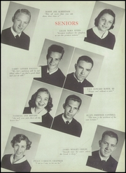 Page 15, 1957 Edition, Liberty High School - Devilier Yearbook (Liberty, SC) online yearbook collection